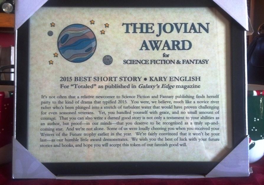 Jovian Certificate